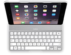 Ultimate Tastatur mit Hülle für das iPad Air